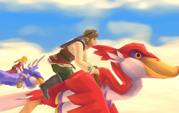 Skyward Sword HD Active Quest