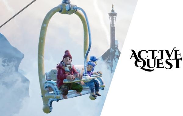 It Takes Two EA Hazelight Active Quest Episode 113