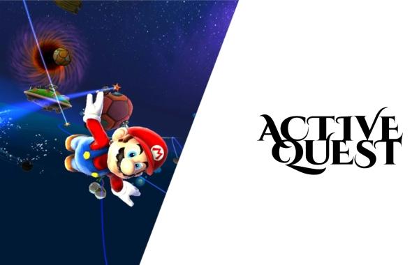 Active Quest Mario