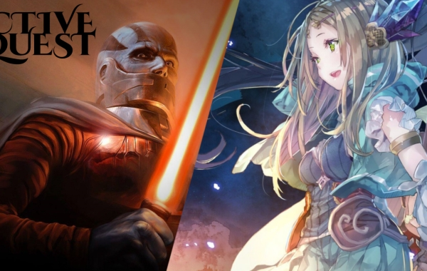 Active Quest Episode 117 Star Wars Knights of the Old Republic Atelier Firis DX